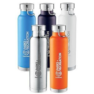 Durable Stainless Insulated Custom Water Bottles 22 oz Image 5