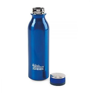 Double Wall Stainless Bottle - 20 Oz Image 2