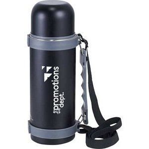 High Sierra Vacuum Insulated Bottle -Custom Business Gift Image 2