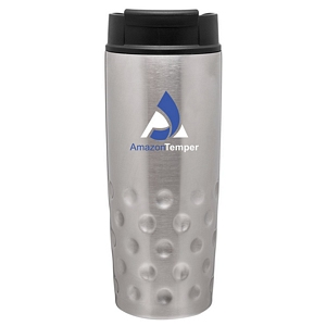 17 oz One Touch Copper Insulated Tumbler