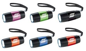 Six LED Flashlight Image 2