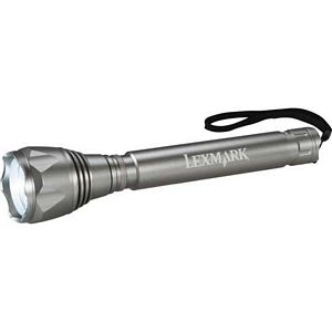 Heavy Duty Flashlight - Power and Quality Promotional Item