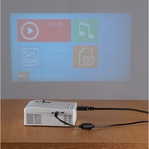 Portable LCD Projector Image 2