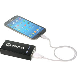 Smartphone Charger 4,000 mAh - Useful Business Gift Image 2