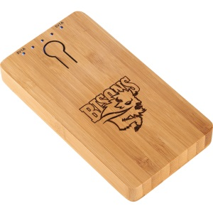 Bamboo Custom Power Bank