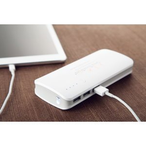 Strong Power Bank with 3 USB ports Image 2