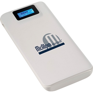 Promotional Power Bank with Power Indicator -Business Gift