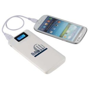 Promotional Power Bank with Power Indicator -Business Gift Image 2