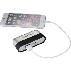 UL Listed Bind Power Bank with Cord Wrap Image 2