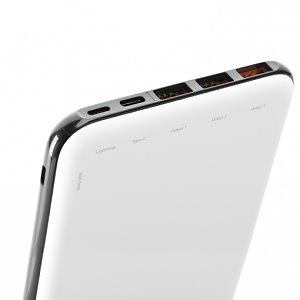 High Capacity Rubberized Power Banks Image 2