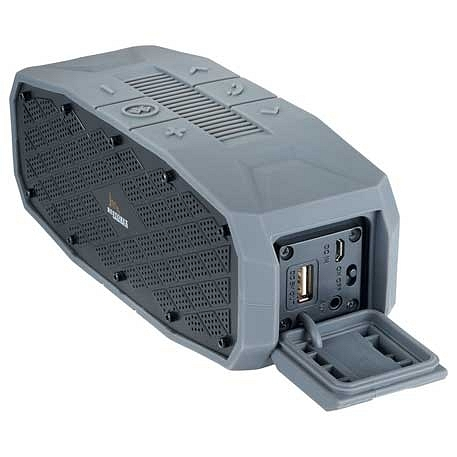 Leeds High Sierra Lynx Outdoor Bluetooth Speaker Charge