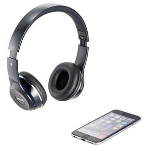 Bluetooth Earpiece Control Headphones Image 2