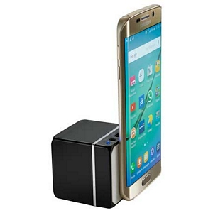 Two Inches Tall NFC Bluetooth Speaker Image 4