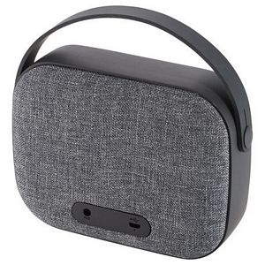 Woven Fabric Bluetooth Speaker Image 2
