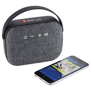 Woven Fabric Bluetooth Speaker Image 3