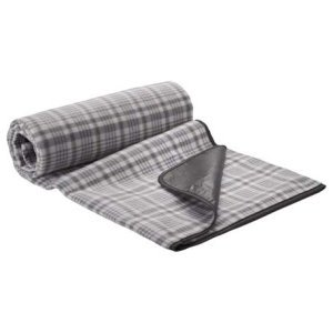 Polar Fleece Picnic Blanket Image 2