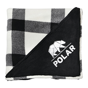 Ultra Plush Plaid Throw Blankets Image 2