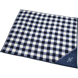 Plush Sherpa Plaid Blankets Image 2