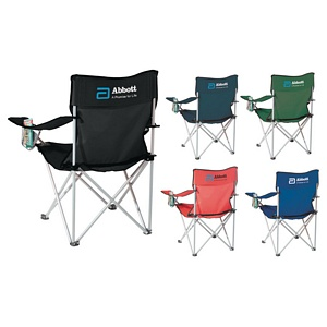 Fans Event Folding Chair Image 2