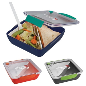 Square Food Container Image 3