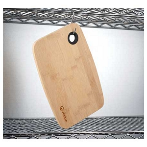 Bamboo Cutting Board with Silicone Grip Image 3