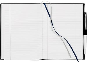 5x7 Bound Journal Corporate Gifts - Elegant, Classic Look Image 2
