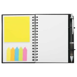 Sticky Notes Small Journal 4 x 5 - Popular Promotional Item Image 2