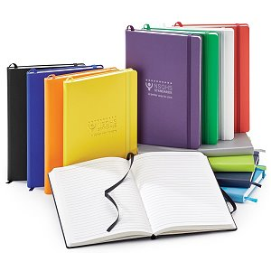 Custom Journals & Notebooks for Your Promotional Needs