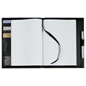 Contrast Stitch Large Leather Journal 8 X 10 Image 2