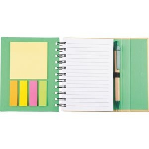 Lock Small Spiral Notebook 5.25 X 6 Image 2