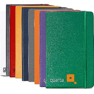 Moleskine 5 x 8.25 Journal with Custom Deboss Corporate Logo Image 2