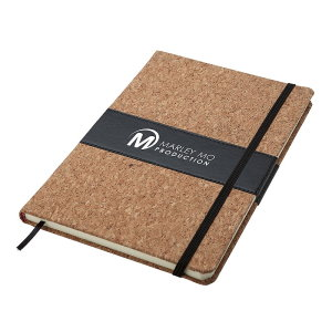 Custom Cork Notebook 5.37 x 8.37
