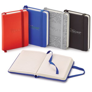 Go-To Hard Cover Mini Journal