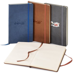 Vinyl Hard Cover Journal