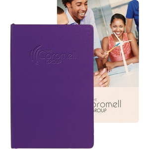 Graphic Page Bound Journal -Customizable Full Color Insert Image 5