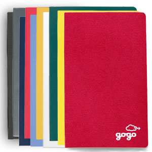 Customizable Moleskine Slim Large Journals Image 2