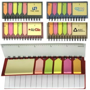 Pocket Jotter with Stickies Image 2