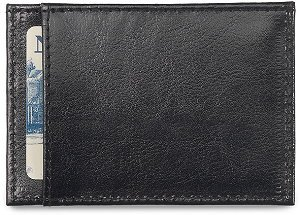 Travel Safe Leather Wallet Image 2