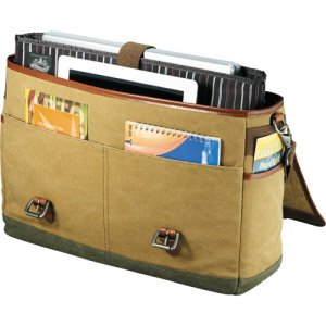 Cutter & Buck Computer Rugged Messenger Bag - Corporate Gift Image 2