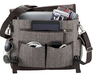 Cutter & Buck Pacific Compu-Messenger Image 2