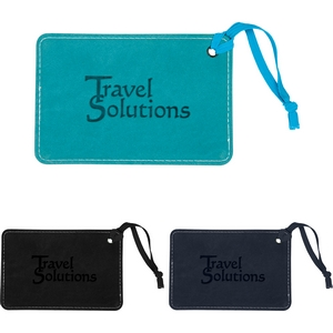 Business Card Luggage Tag - Easier Travel Useful Promo Gift