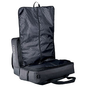 22 Squared Duffel with Garment Bag - Blueberry Ink 698c4e5a48bec