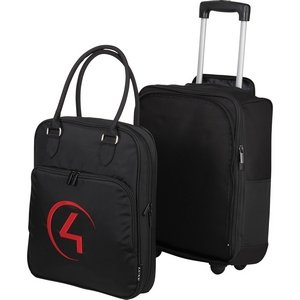 2-in-1 Wheeled Travel Tote Image 2