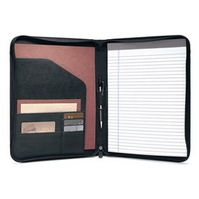 Daily Leather Padfolio Image 2