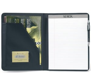 Writing Pad Promotional Padfolio Image 2