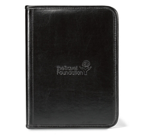 Weekly Leather Writing Pad - Business Meeting Gift