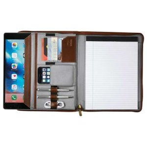 Cutter Buck Executive Zippered Padfolio Image 2