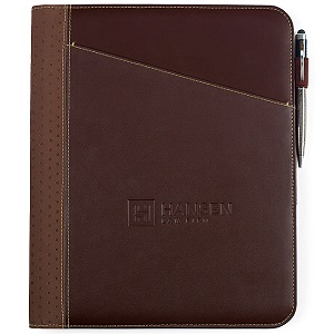 Automobile Inspired Leather Writing Pad Customizable