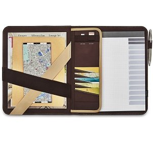 Automobile Leather Writing Pad Image 2
