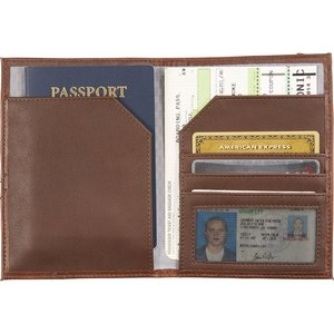 Cutter Buck Bainbridge Passport Wallet Image 2